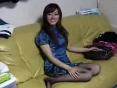 Young Japanese Wife Hidden Cam - HornySlutCams.com