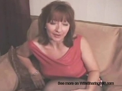 Slut Wife Banged by a Gang of BBCs at the of Hubby