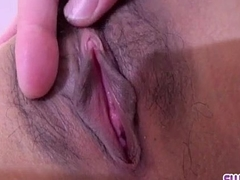 Nozomi Kahara blows cock in POV then fucks hard