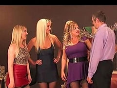 3A- THE Non-standard FEMDOM PARTY -3A ukmike video