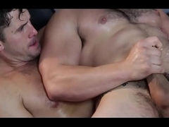 Aspen pumping Wesley Woods bigcock with his ass