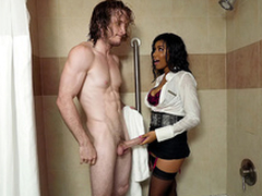 Room Service everywhere Jenna J Foxx - Reality Kings HD