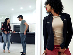 Make This House A Ho Starring Misty Stone - Brazzers HD