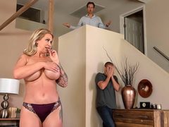 Slutty Wife Ryan Conner Can't Get Past A Hard Dick - 3 Sneaky Old lady