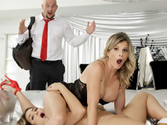 Dirty Temporary Step Mommy - Naked MILFs Cory Hunt In transmitted to porn scene