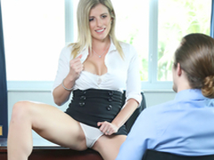 Sexy Milf Beyond everything Dirty Work -  Cory Chase Roughly an obstacle porn scene
