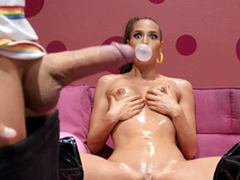 Bubble Beauty with Desiree Dulce and Xander Corvus - Brazzers Exxtra HD