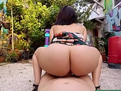 Public Pick Ups - Sexy Latina Loves Cash starring Levi Cash and Kitty Caprice
