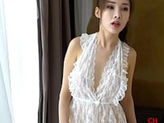 Chinese Model: Zhou Yanxi(周妍希) shows will not hear of sweet cum-hole for more videos http://cu5.io/rTNHNW