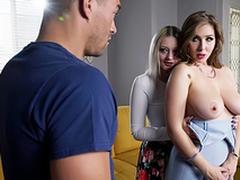 Busty Slutty babe Lena Paul - Fuck My Best Friend