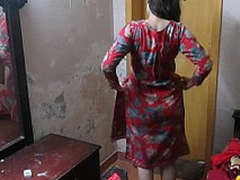 Indian Wife Sonia In Shalwar Suir Disrobes Naked Hardcore XXX Fuck