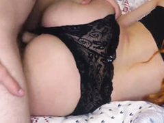 Perfect Babe Passionate Blowjob Dick Lover with the addition of Fucking after Party